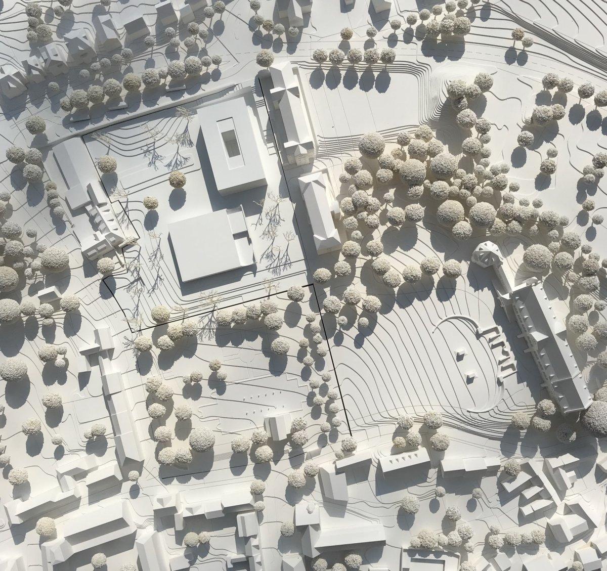 Waechter + Waechter Architekten BDA, Darmstadt mit terra.nova Landschaftsarchitektur, München