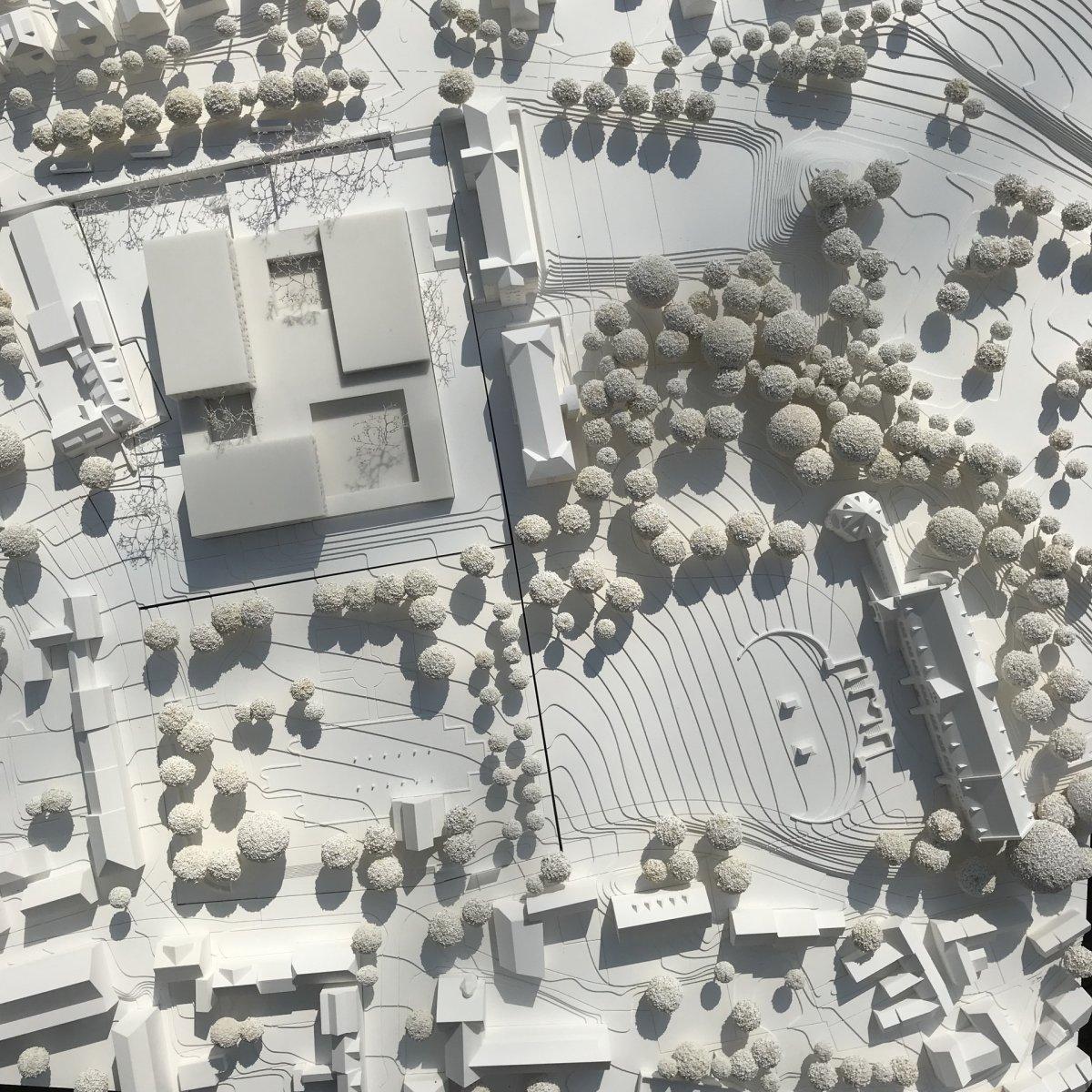 Nieto Sobejano Arquitectos GmbH, Berlin mit TOPOTEK 1, Berlin