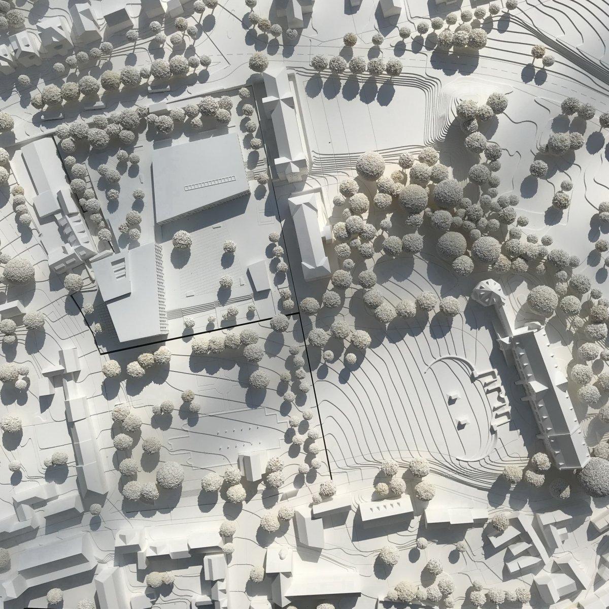 Bez + Kock Architekten, Stuttgart mit ST raum a. landschaftsarchitektur, Berlin