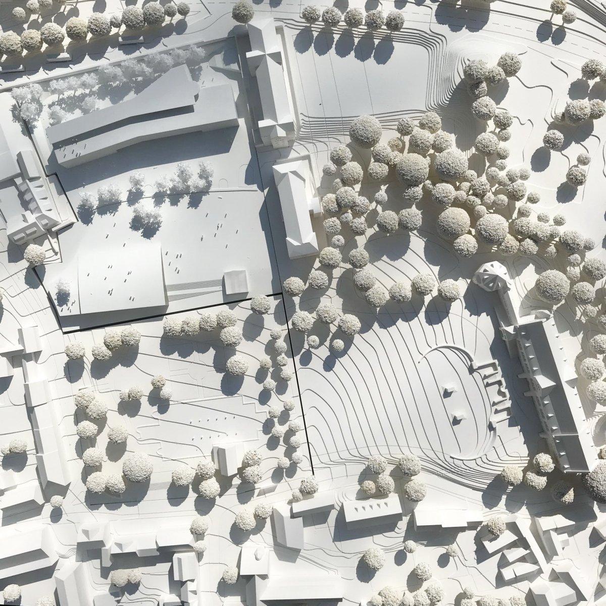 Lederer Ragnarsdottir Oei, Stuttgart mit Helmut Hornstein, Freier Landschaftsarchitekt, Überlingen/ Bodensee