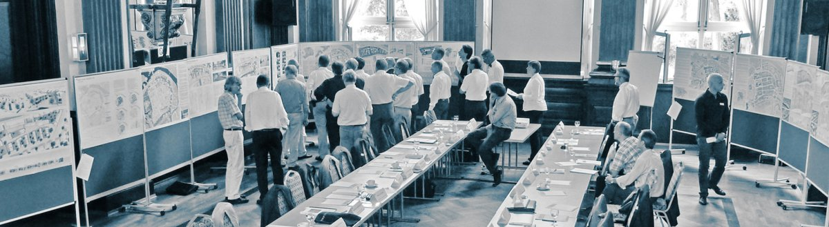 Preisgerichtssitzung