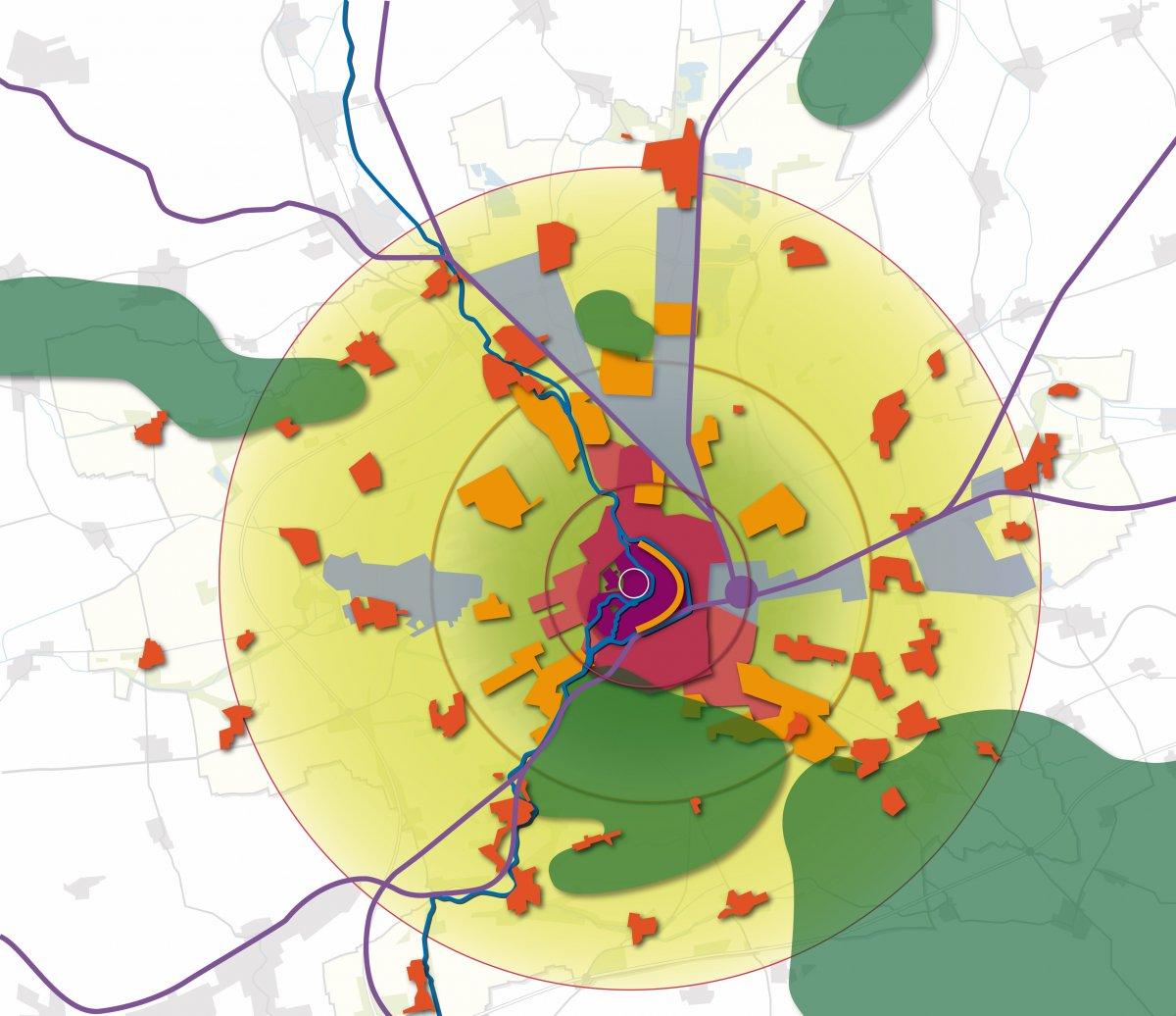 Raumstruktur Erfurt