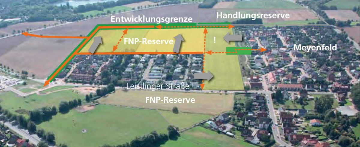 Entwicklungpotential 17 in Meyenfeld