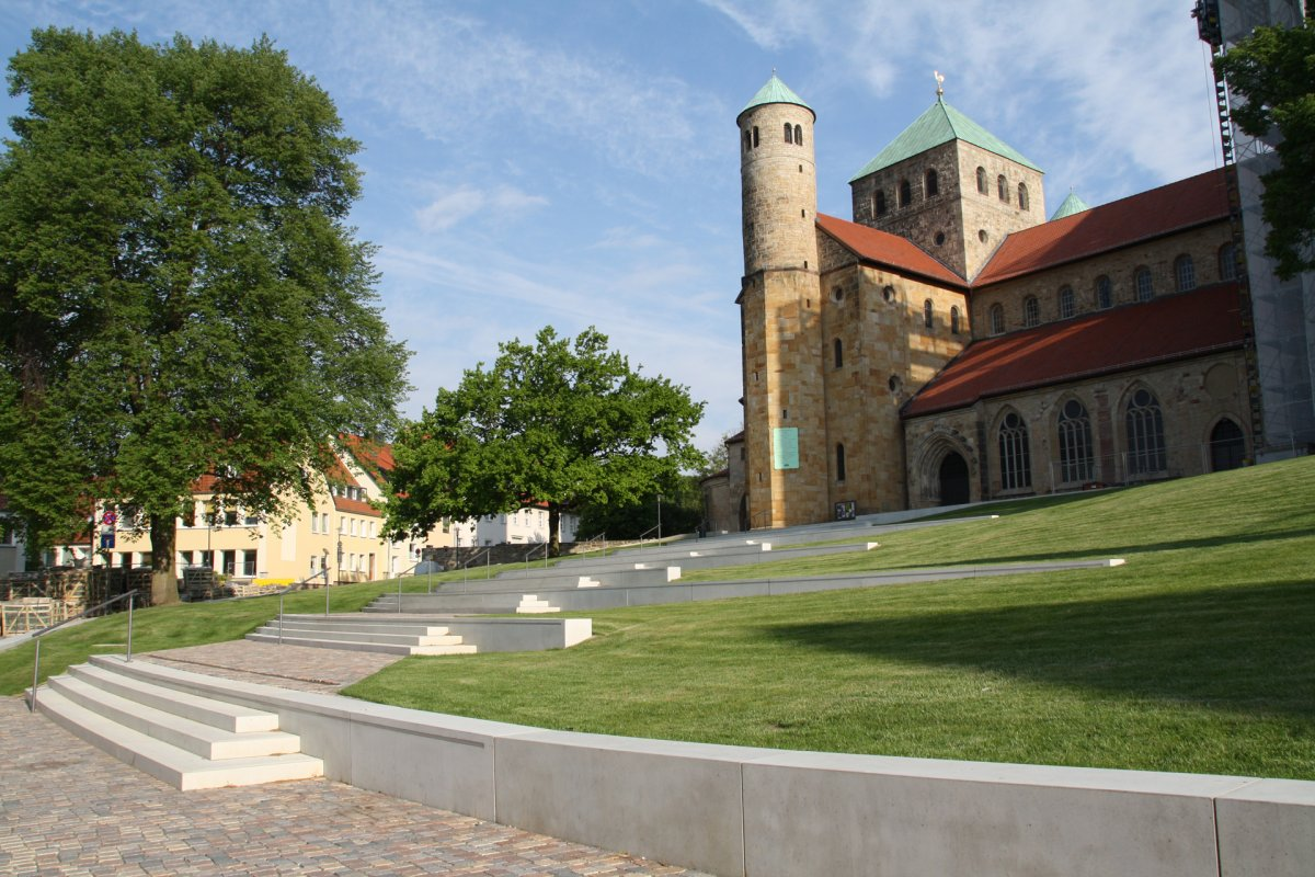 Aufwertung des Umfelds von St. Michaelis