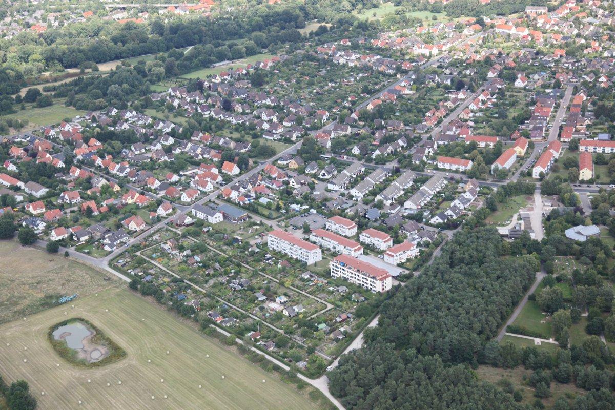 Analyse der Siedlungsstrukturen