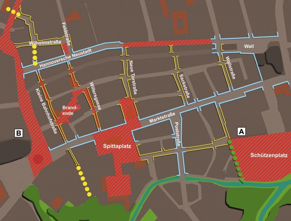 Innenstadtkonzept: Ziele und Maßnahmen