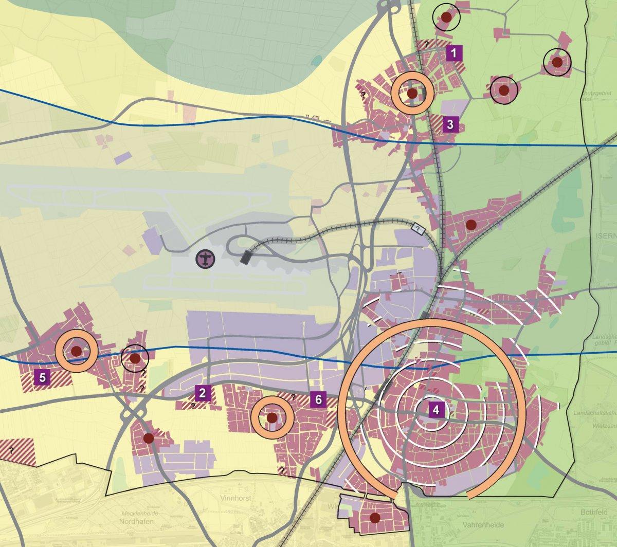 Leitbild Siedlungsentwicklung