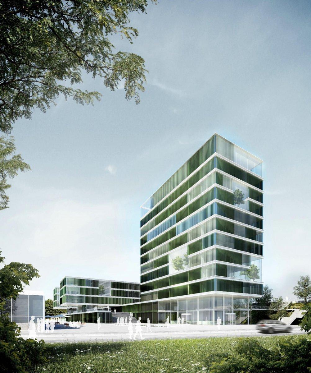 Architekten Reichel + Stauth, 1. Preis