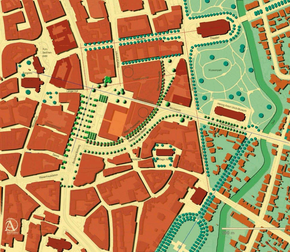 Rahmenplan Städtebau