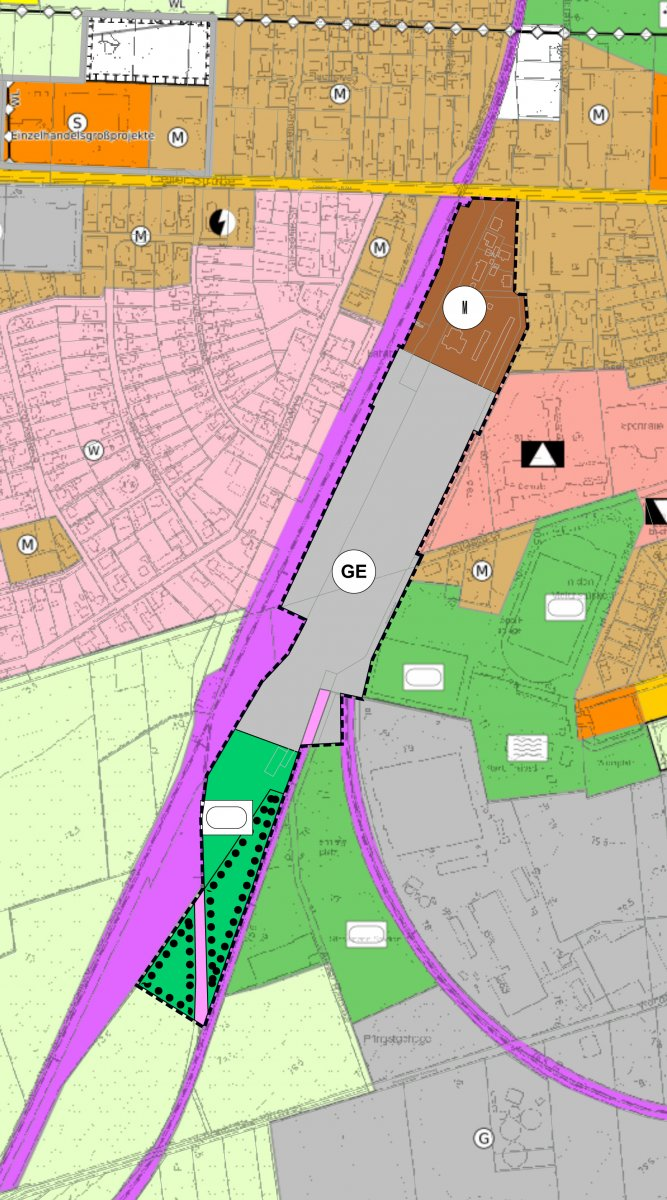 Änderung Flächennutzungsplan